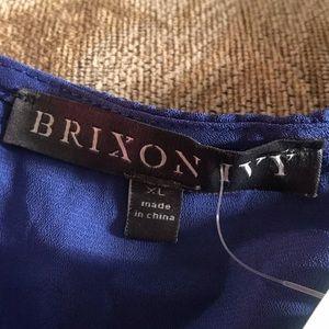 Brixon Ivy Tops - Brixon Ivy Page Bead Sleeveless Blouse